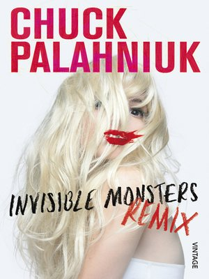 cover image of Invisible Monsters Remix