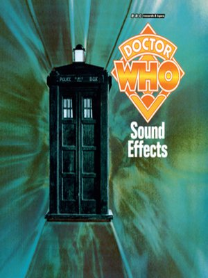 cover image of Doctor Who Sound Effects