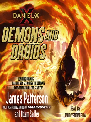 cover image of Demons and Druids