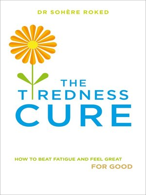 cover image of The Tiredness Cure