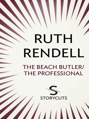 cover image of The Beach Butler/The Professional