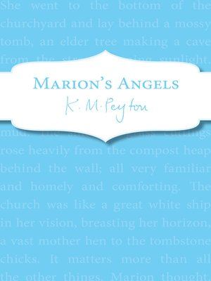 cover image of Marion's Angels