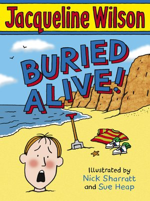 cover image of Buried Alive!