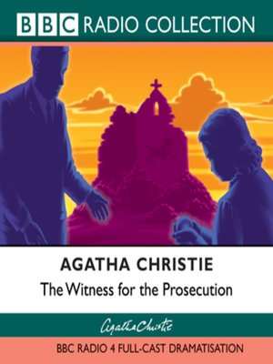 cover image of The Witness For Prosecution