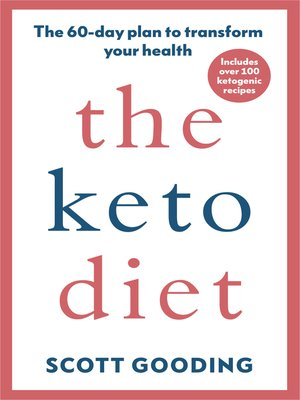 cover image of The Keto Diet