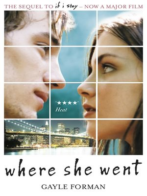 Where She Went Book Pdf