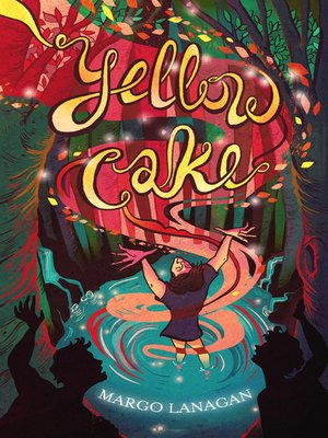 cover image of Yellow Cake