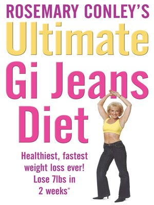 cover image of The Ultimate Gi Jeans Diet