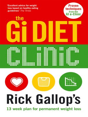 cover image of The Gi Diet Clinic
