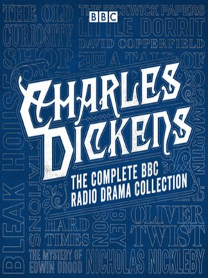 cover image of The Charles Dickens BBC Radio Drama Collection