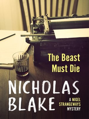 cover image of The Beast Must Die