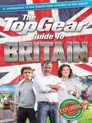 cover image of The Top Gear Guide to Britain