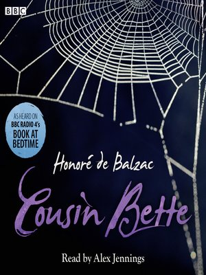 cover image of Cousin Bette