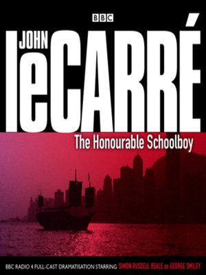 cover image of The Honourable Schoolboy