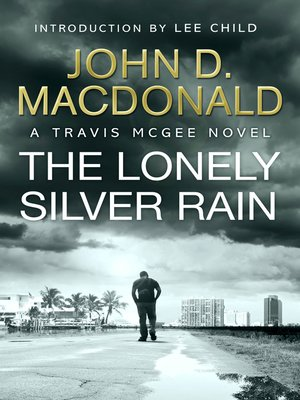 cover image of The Lonely Silver Rain