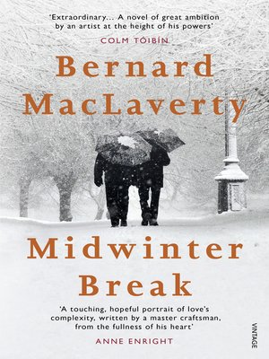 cover image of Midwinter Break