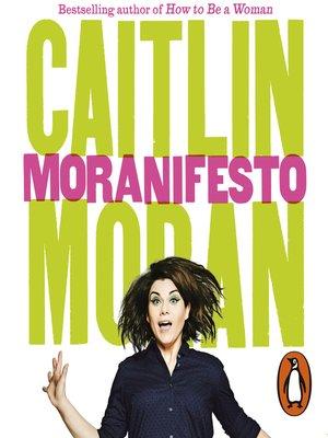 cover image of Moranifesto