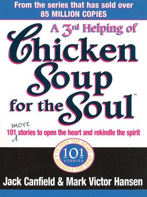 cover image of A 3rd Serving of Chicken Soup for the Soul