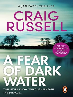cover image of A Fear of Dark Water