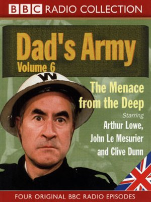 cover image of The Menace from the Deep