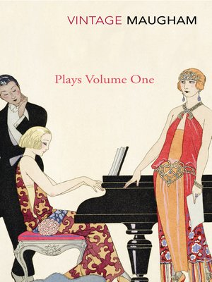 cover image of Plays, Volume 1