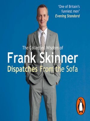 cover image of Dispatches From the Sofa