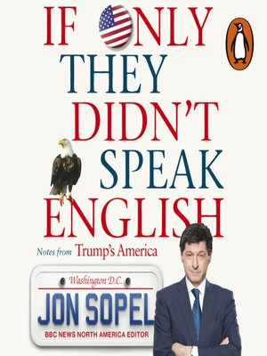 cover image of If Only They Didn't Speak English