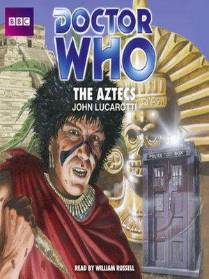 cover image of Doctor Who--The Aztecs