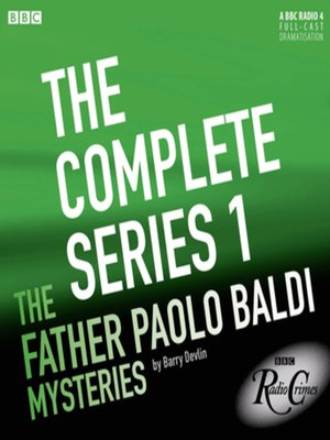 cover image of Baldi, Series 1
