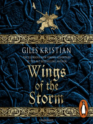cover image of Wings of the Storm