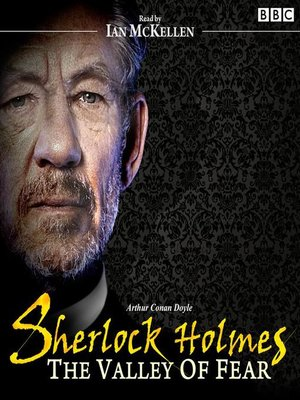 cover image of Sherlock Holmes, Valley of Fear