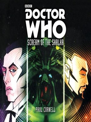 cover image of Doctor Who, Scream of the Shalka