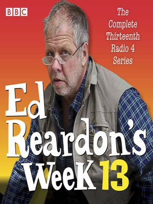 cover image of Ed Reardon's Week--Series 13