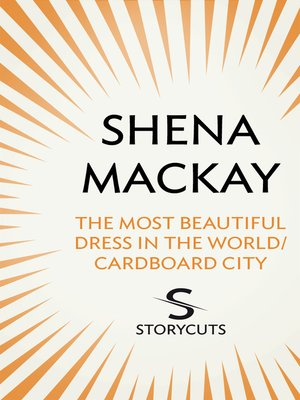 cover image of The Most Beautiful Dress in the World/Cardboard City