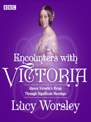 cover image of Encounters with Victoria