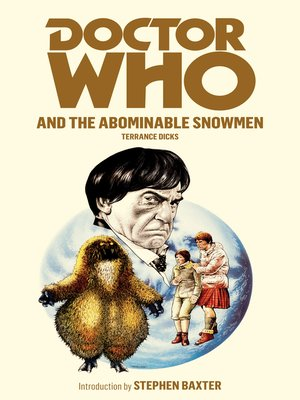 cover image of Doctor Who and the Abominable Snowmen