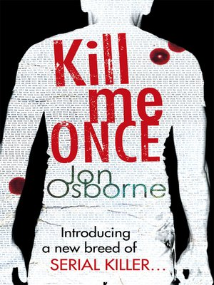 cover image of Kill Me Once