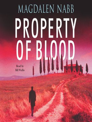 cover image of Property of Blood