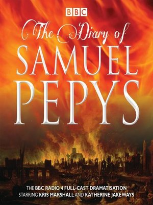 cover image of The Diary of Samuel Pepys