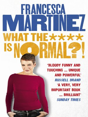 cover image of What the **** Is Normal?