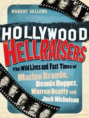cover image of Hollywood Hellraisers