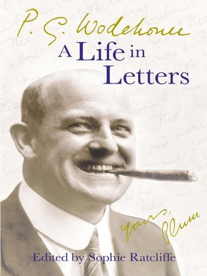 cover image of P.G. Wodehouse