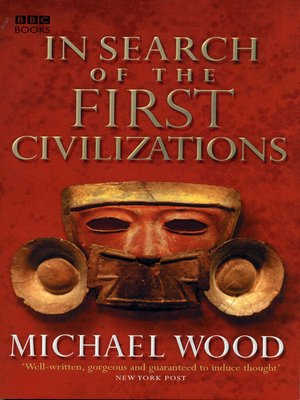 cover image of In Search of the First Civilizations