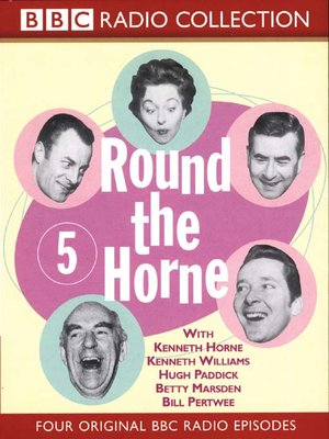 cover image of Round the Horne, Volume 5