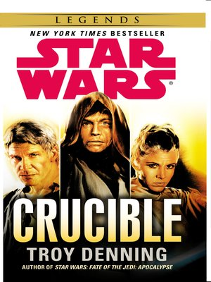 cover image of Crucible