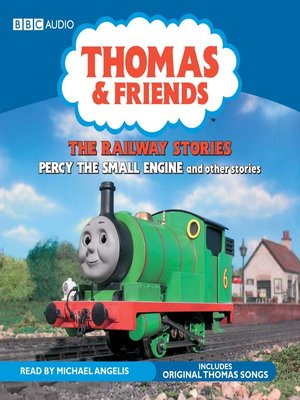 cover image of The Railway Stories
