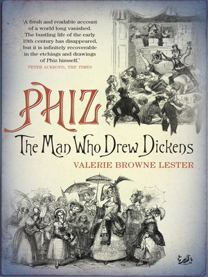 cover image of Phiz