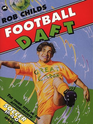 cover image of Football Daft