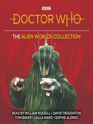 cover image of Doctor Who: The Alien Worlds Collection