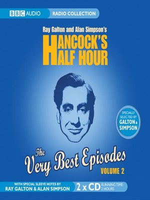 cover image of Hancock's Half Hour